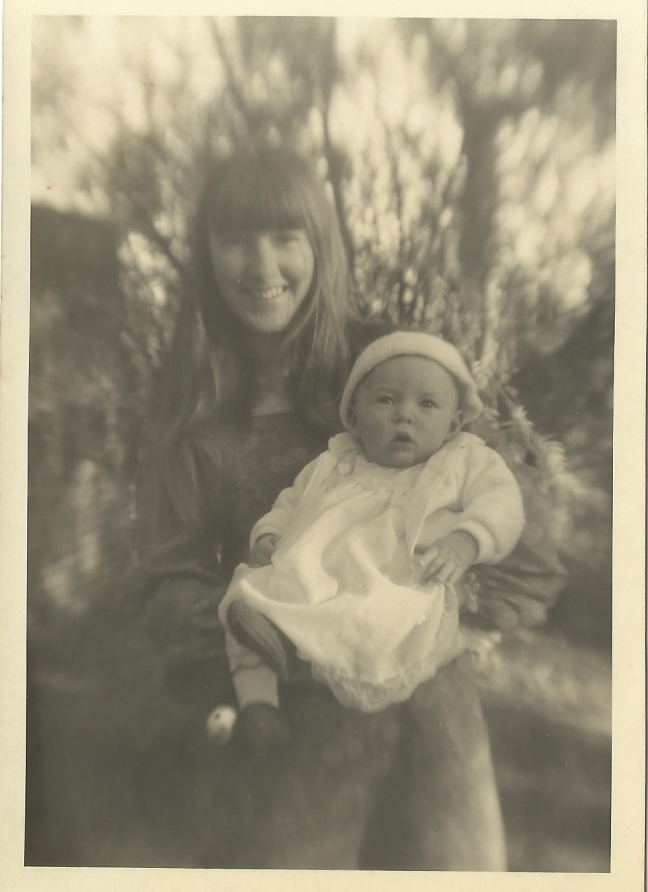 Amadeus-2 month old (1971)